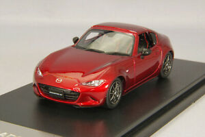 1/43 Hi-Story MAZDA Roadster RF RS 2016 Red MX5 HS255RE