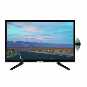"""Westinghouse 24"""" Inch 720p LED TV with Built-In DVD HDMI and USB PVR Playback"""