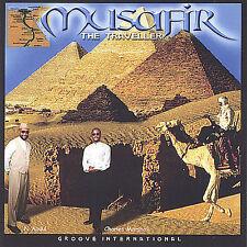Charles Marshall/N Abdul-Musafir/ The Traveller  CD NEW