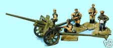 SHQ FBG017 1/76 Diecast WWII Russian 76.2mm M1936 Field Gun