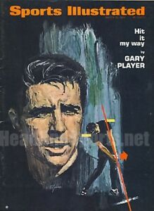 1966 Gary Player Golf No Label Sports Illustrated