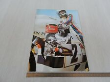 BROCHURE DEPLIANT ORIGINALE NORTON COMMANDO 850 ROADSTER INTERSTATE PROSPEKT