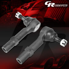 LEFT+RIGHT FRONT OUTER STEERING TIE ROD END FOR 07-14 SIERRA SILVERADO ESCALADE