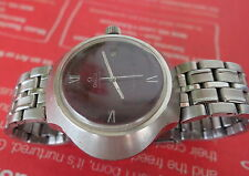 Rare Vintage Men OMEGA DeVille Automatic Wrist Watch Uniquely Shaped SWISS Made