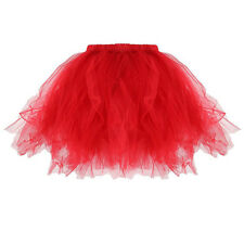 Fashion Girls Toddler Kids Baby Mommy Princess Party Dress Tulle Tutu Skirt hot