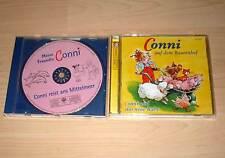2 Conni - Hörspiel CDs : auf dem Bauernhof + reist ans Meer