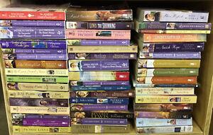 Lot of 10 Amish Inspirational Romance RANDOM Books - Lewis Jebber Hubbard Others
