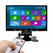 "7""Inch HD CCTV PC Monitor AV RCA VGA HDMI 1080P w/ Speaker for DSLR Raspberry PI"