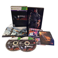 Mass Effect 3 Collectors Edition Complete W Manual Xbox 360 Game