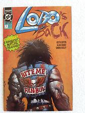 Lobo's Back #1 (May 1992, Dc) Vf+
