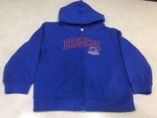 "Boise State University ""Broncos"" Toddler Sweatshirt Hoodie~~Size 3T"