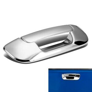 For 02-08 Dodge Ram 1500 / 03-09 Ram 2500 3500 Chrome Tailgate Handle Covers