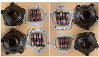 DEFENDER 93 ONWARDS DRIVE FLANGES,GASKETS AND BOLTS FULL VEHICLE SET LRC1154