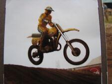 Photo Suzuki RM500 #29 JJ Bruno (FRA) GP Motocross Valkenswaard (NED) 1980