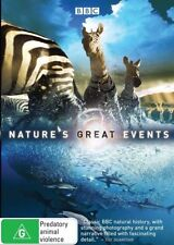 Nature's Great Events (DVD, 2009, 2-Disc Set)