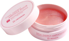 Dr. Hedison Vital Energy Eye Patch Peptide SkinCare Hydrogel Rich Hydration Skin