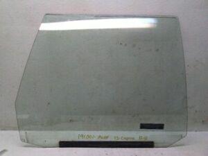 Passenger Rear Door Glass for 91-96 Chevrolet Caprice Wagon