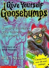 Diary of a Mad Mummy (Give Yourself Goosebumps),R. L. Stine- 9780590113359