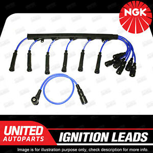 NGK Ignition Lead Set for BMW 320i E30 325e 325i E30 525e E28 525i E34 16Cyl