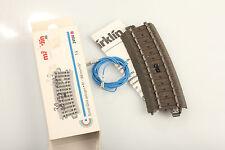 Märklin H0 24194 C - Gleis Schaltgleis 1 gebogen nie benutzt  OVP-Mängel