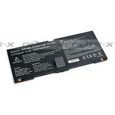 4 Piles Batterie rechargeable Pour HP ProBook 5330m 14,80V 2800mAh