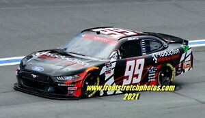 2021 Chase Briscoe Production Ford Charlotte 8x10