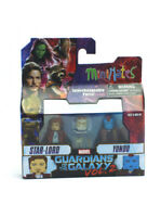 Marvel Minimates Star-Lord & Yondu Series 71 Guardians Of The Galaxy Vol 2 New