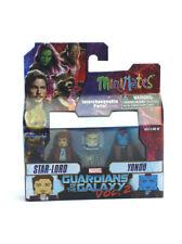 Marvel Minimates Star-Lord & Yondu Series 71 Guardians Of The Galaxy Vol 2 New