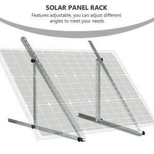 Solarpanel-Montage Verstellbare Winkel Halterung für Flachdachneigung