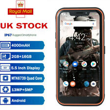 """5.5"""" Land X3 Rover 4G Rugged Smartphone MTK6739 Quad Core IP67 Waterproof Moblie"""