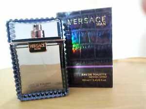 Versace Man 3.4oz / 100ml Men's Eau de Toilette Discontinued Hard to Find