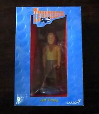 THUNDERBIRDS  JEFF TRACY LIMITED EDITION COLLECTORS FIGURE