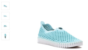 Ilse Jacobsen Tulip 139 Sapphire Slip-on Sneaker Women's EU sizes 36-41 NEW!!