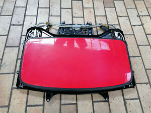 @RARE@ sunroof sun roof panel frame + motor edm OEM Honda CRX ED9 EE8 EF8 88-91