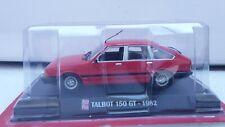 Ixo? for autoplus talbot 150 gt 1982 new + blister set