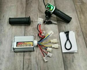Razor MX 500 MX650 48V OVERVOLT KIT EcoSmart Metro Throttle & Controller