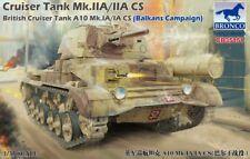 Bronco 1/35 CB35151 British Cruiser Tank A10 MK.IA/IA CS (Balkans Campaign)