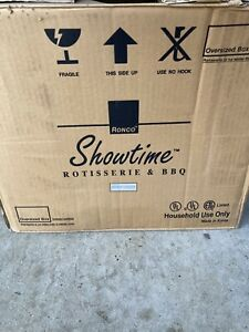 Showtime Rotisserie And BBQ NEW IN BOX