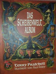 Terry Pratchett: Das Scheibenwelt Album, rar, neu