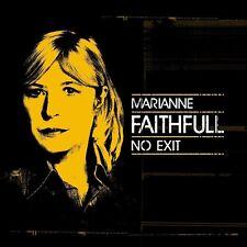 MARIANNE FAITHFULL - NO EXIT   CD+DVD NEU