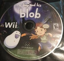 David Crane's A Boy and His Blob: Trouble on Blobolonia Nintendo Wii Kids Game