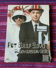 Pet Shop Boys ~ Glastonbury 2010 ( Malaysia Press ) DVD