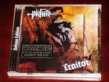 IMAGE : Traitor - EDITION DELUXE CD 2016 CHANSONS Extras effet USA dive127 NEUF