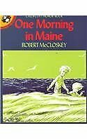 One Morning in Maine (Picture Puffin Books (Pb))