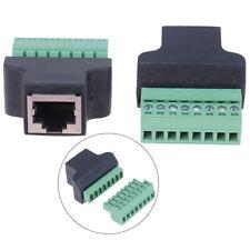 2Pc 2.5x5.5mm 90 ° Winkelstecker Jack DC Tip Socket Connector Adapter TPI