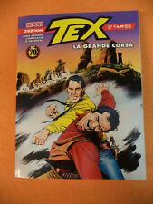 fumetto comics MAXI TEX 292 la grande corsa Aprile 2018 SERGIO BONELLI (LB6)