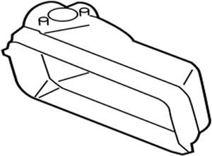 SU003-01214 Toyota Case sub-assy, air cleaner SU00301214, New Genuine OEM Part