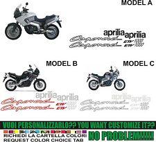 kit adesivi stickers compatibili  etv 1000 caponord abs 2003