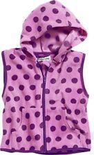 Abbigliamento impermeabile viola in poliestere per bambine dai 2 ai 16 anni