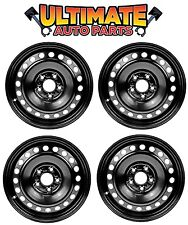 """Wheels Set of 4 Steel 16"""" for 2013 Ford Fusion"""